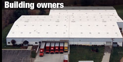 commercial roofing for building owners
