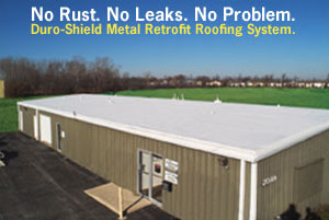 Building with Duro-Shield roofing